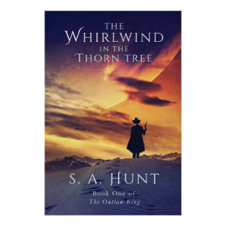Whirlwind in the Thorn Tree Cover Poster