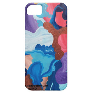 Whirlwind iPhone SE/5/5s Case