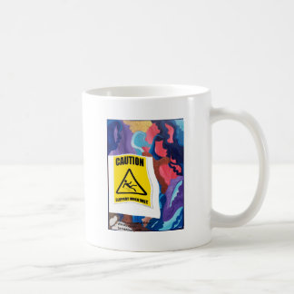 Whirlwind Slippery When Wet Coffee Mug