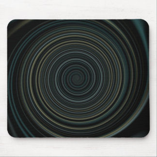 Whirlwind spiral Mousepad
