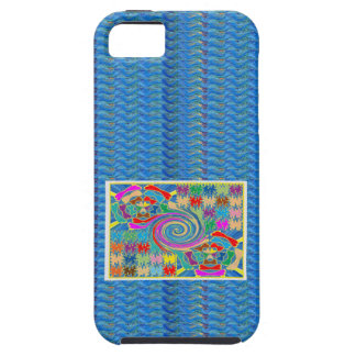 Whirlwind Waves Tornado Decorative Graphics NOVINO iPhone 5 Covers