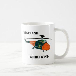 Whirlwind, Westland, Mug