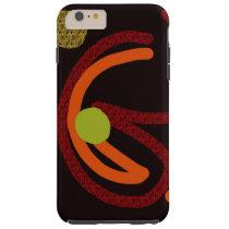 Whirly Woo phone cover #iplaid