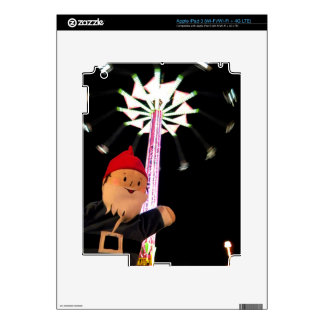 Whirlygig iPad 3 Skins