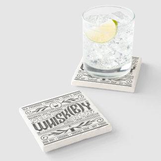 Whisk(e)y Coaster