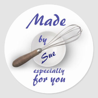 Whisked Up Especially for You Stickers