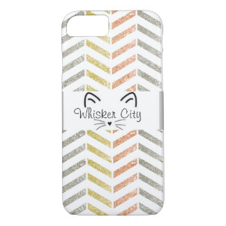 Whisker City iPhone Case