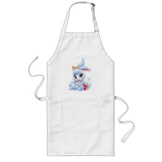 Whisker Haven   Berry Long Apron