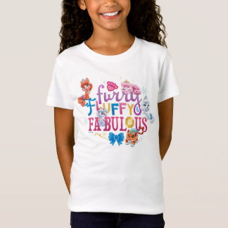 Whisker Haven | Furry Fluffy & Fabulous T-Shirt