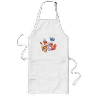 Whisker Haven | Hearts Hooves Paws Long Apron