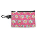 Whisker Haven   Hearts Hooves Paws Pattern Accessory Bag