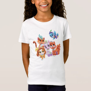 Whisker Haven | Hearts Hooves Paws T-Shirt