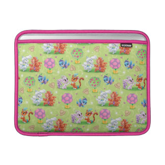 Whisker Haven | Play Time Pattern MacBook Air Sleeve