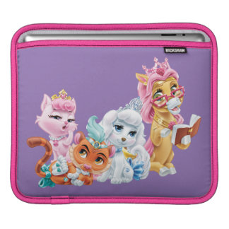 Whisker Haven   Primped & Pampered iPad Sleeves