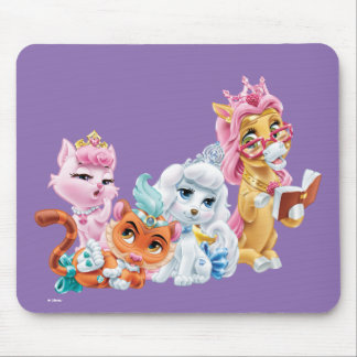 Whisker Haven   Primped & Pampered Mouse Pad
