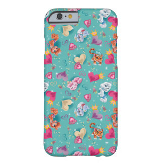 Whisker Haven | Unleash the Fun Pattern Barely There iPhone 6 Case
