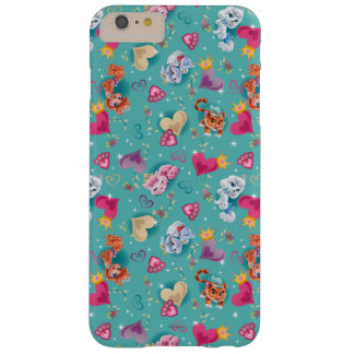 Whisker Haven | Unleash the Fun Pattern Barely There iPhone 6 Plus Case