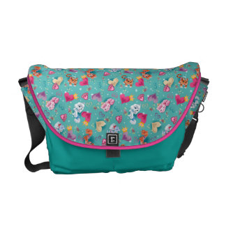 Whisker Haven | Unleash the Fun Pattern Courier Bag