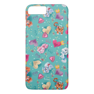 Whisker Haven | Unleash the Fun Pattern iPhone 7 Plus Case