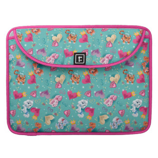 Whisker Haven | Unleash the Fun Pattern Sleeve For MacBook Pro