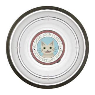 Whiskers Animal Rescue Small Pet Bowl