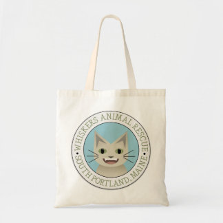 Whiskers Animal Rescue Tote Bag
