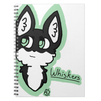 Whiskers Notebook