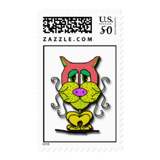 whiskers postage
