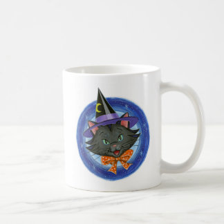 ©Whiskers the Halloween Cat Mug