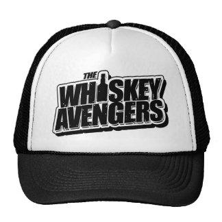 Whiskey Avengers Trucker Trucker Hat