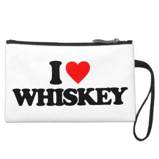 Whiskey Wristlet