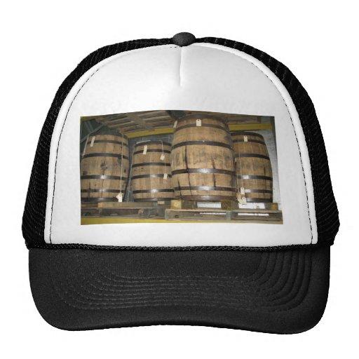 Whiskey Barrels Hat