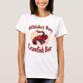 Whiskey Bay Crawfish Bar T-Shirt