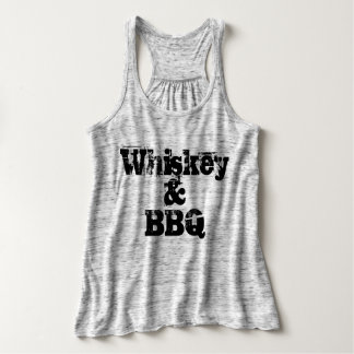Whiskey & BBQ Tank Top