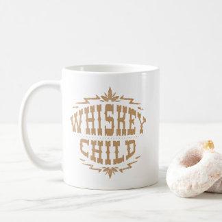 WHISKEY CHILD - Coffee Mug w/Fall Harvest Logo