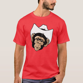 Whiskey Chimp T-Shirt