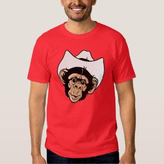 Whiskey Chimp Tee Shirt