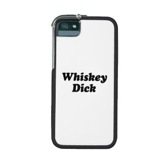 Whiskey Dick iPhone 5/5S Case