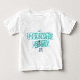 Whiskey & Easy 1 Baby T-Shirt