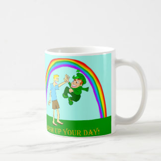 Whiskey For Breakfast Coffee Mug