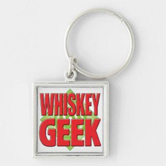 Whiskey Geek v2 Keychains