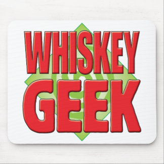 Whiskey Geek v2 Mouse Pad