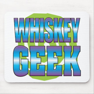 Whiskey Geek v3 Mouse Pad