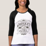 Whiskey Girl Buckle Tee Shirt