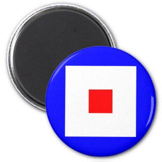 Whiskey 2 Inch Round Magnet