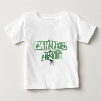 Whiskey Rd & Easy St 2 Baby T-Shirt