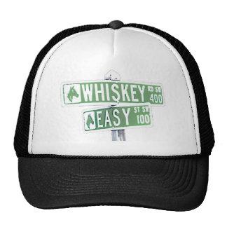 Whiskey Rd & Easy St 2 Trucker Hat
