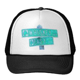 Whiskey Rd & Easy St Trucker Hat