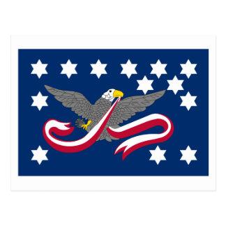Whiskey Rebellion Flag Postcards