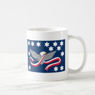 Whiskey Rebellion Flag T-Shirts Coffee Mug